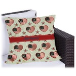 Americana Outdoor Pillow (Personalized)