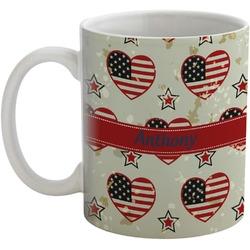Americana Coffee Mug (Personalized)