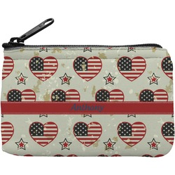 Americana Rectangular Coin Purse (Personalized)