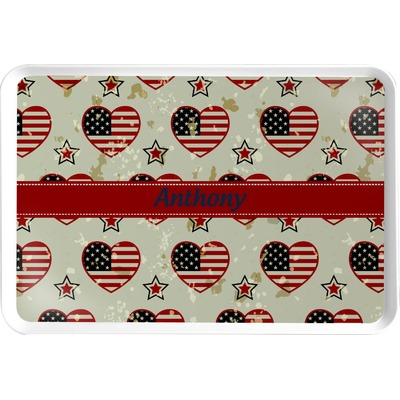 Americana Serving Tray (Personalized)