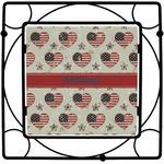 Americana Trivet (Personalized)