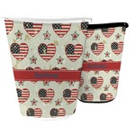 Americana Waste Basket (Personalized)