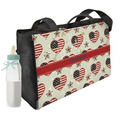 Americana Diaper Bag (Personalized)
