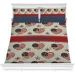 Americana Comforter Set (Personalized)