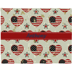 Americana Placemat (Fabric) (Personalized)