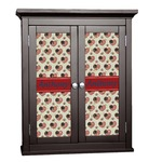 Americana Cabinet Decal - Custom Size (Personalized)