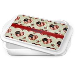 Americana Cake Pan (Personalized)