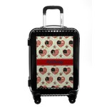 Americana Carry On Hard Shell Suitcase (Personalized)