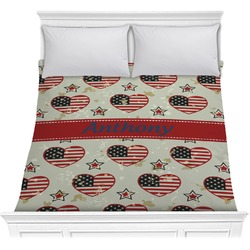 Americana Comforter (Personalized)