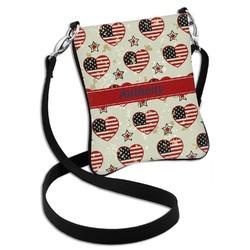 Americana Cross Body Bag - 2 Sizes (Personalized)