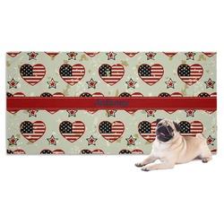 Americana Pet Towel (Personalized)