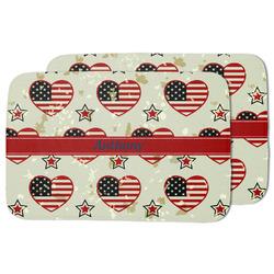 Americana Dish Drying Mat (Personalized)
