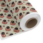 Americana Custom Fabric by the Yard (Personalized)