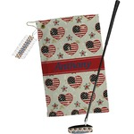 Americana Golf Towel Gift Set (Personalized)