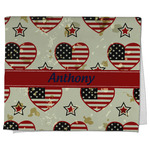 Americana Kitchen Towel - Full Print (Personalized)