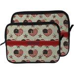Americana Laptop Sleeve / Case (Personalized)