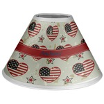 Americana Coolie Lamp Shade (Personalized)