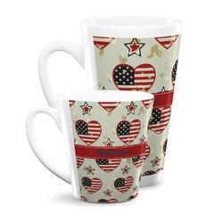 Americana Latte Mug (Personalized)
