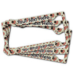 Americana License Plate Frame (Personalized)