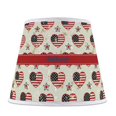 Americana Empire Lamp Shade (Personalized)