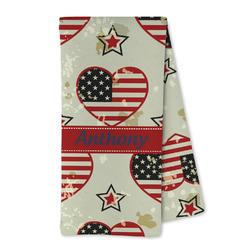 Americana Microfiber Kitchen Towel (Personalized)