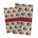 Americana Microfiber Golf Towel (Personalized)