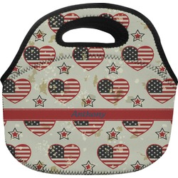Americana Lunch Bag (Personalized)