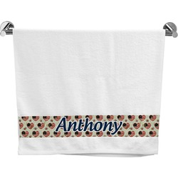 Americana Bath Towel (Personalized)