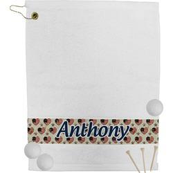 Americana Golf Towel (Personalized)