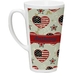 Americana Latte Mug (Personalized)