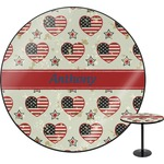 Americana Round Table (Personalized)