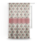 Americana Sheer Curtains (Personalized)