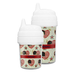 Americana Sippy Cup (Personalized)