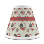 Americana Chandelier Lamp Shade (Personalized)