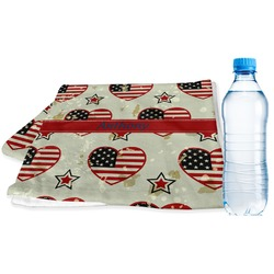 Americana Sports Towel (Personalized)