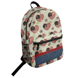 Americana Student Backpack (Personalized)
