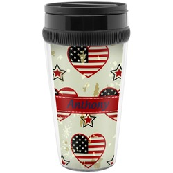 Americana Travel Mug (Personalized)