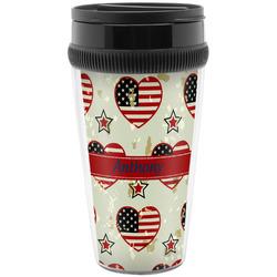Americana Travel Mugs (Personalized)