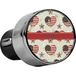 Americana USB Car Charger (Personalized)