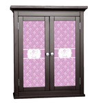 Lotus Flowers Cabinet Decal - Custom Size (Personalized)