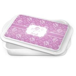 Lotus Flowers Cake Pan (Personalized)
