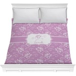 Lotus Flowers Comforter (Personalized)