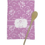Lotus Flowers Kitchen Towel - Full Print (Personalized)