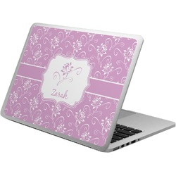 Lotus Flowers Laptop Skin - Custom Sized (Personalized)