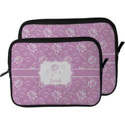 Lotus Flowers Laptop Sleeve / Case (Personalized)