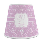 Lotus Flowers Empire Lamp Shade (Personalized)