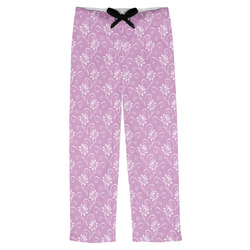 Lotus Flowers Mens Pajama Pants (Personalized)