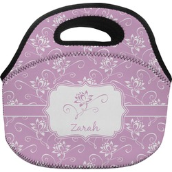 Lotus Flowers Lunch Bag (Personalized)