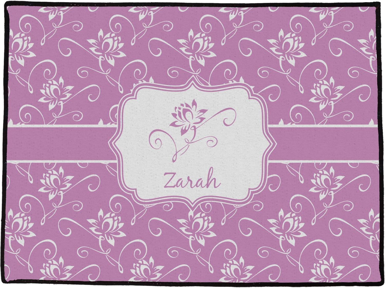 asian personalized door mat