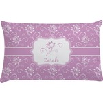 Lotus Flowers Pillow Case (Personalized)